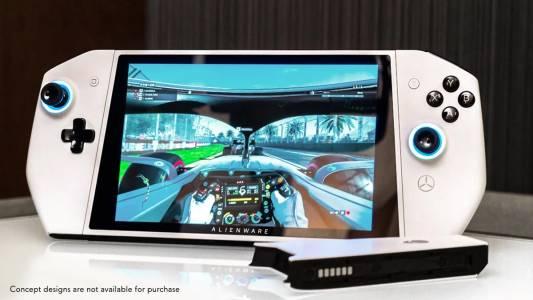 CES2020: Concept UFO на Alienware е Switch за РС геймъри