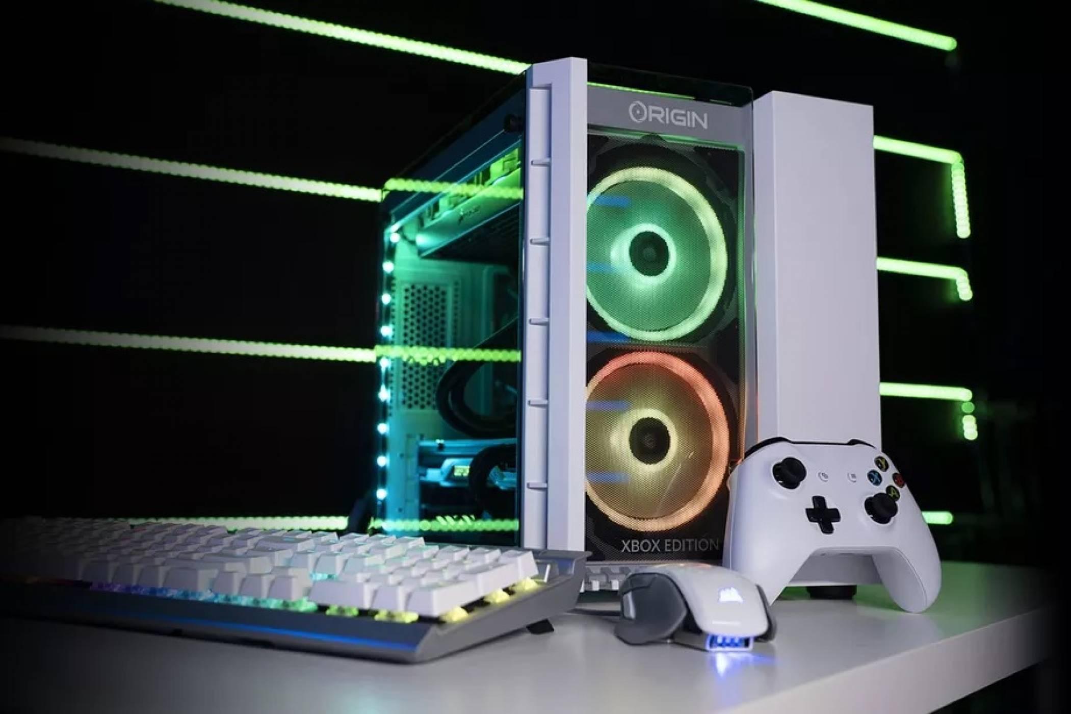 Origin Big O е геймърско РС, PlayStation и Xbox в едно