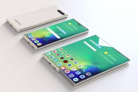 CES2020: Samsung все пак показа разширяващия се телефон на CES