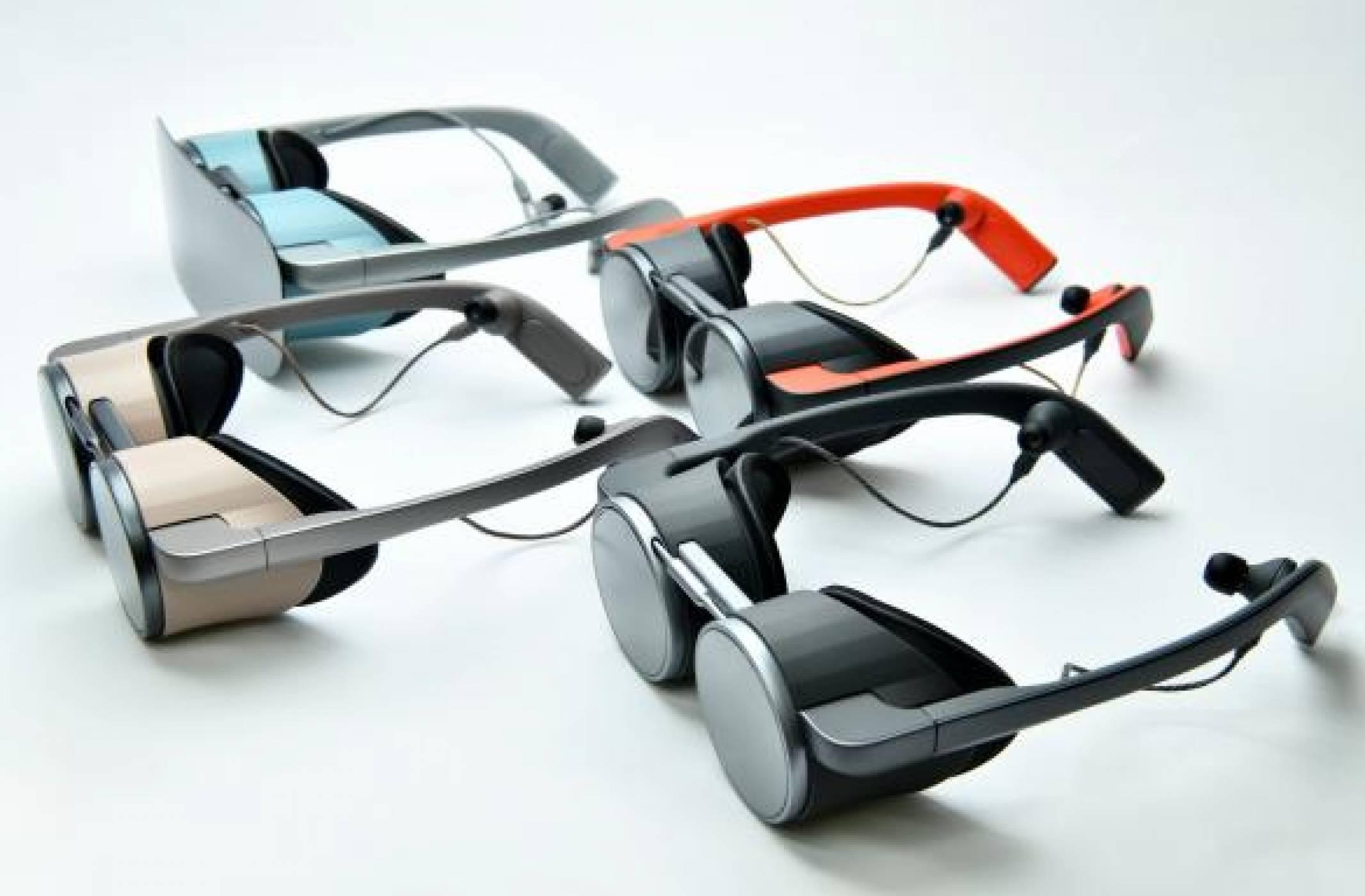 CES2020: Panasonic показа VR очила като от научна фантастика