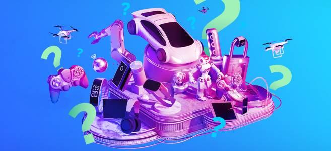 CES2020: Най-щурите продукти, които видяхме на тазгодишното мегаекспо