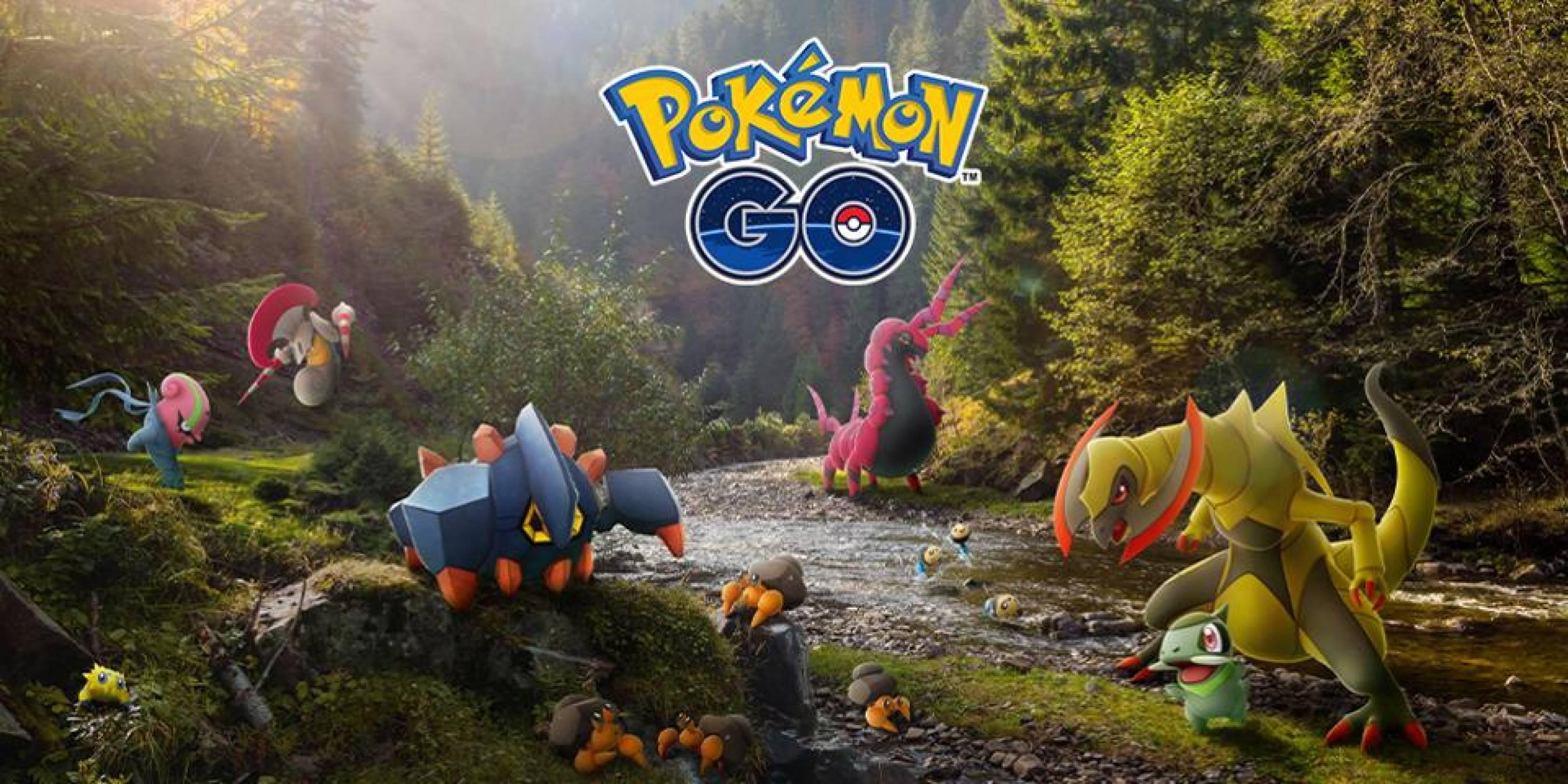 Pokemon GO все още е жив и отново набира сили