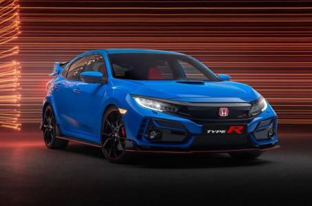 Новата Honda Civic Type R - елегантнa, сигурнa и бърза