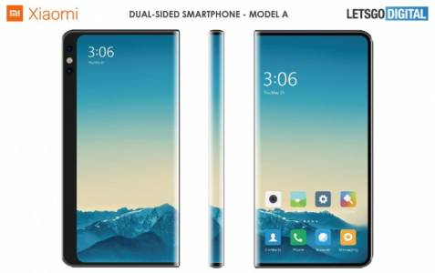Xiaomi патентова телефони с двустранен дисплей и без селфи камера