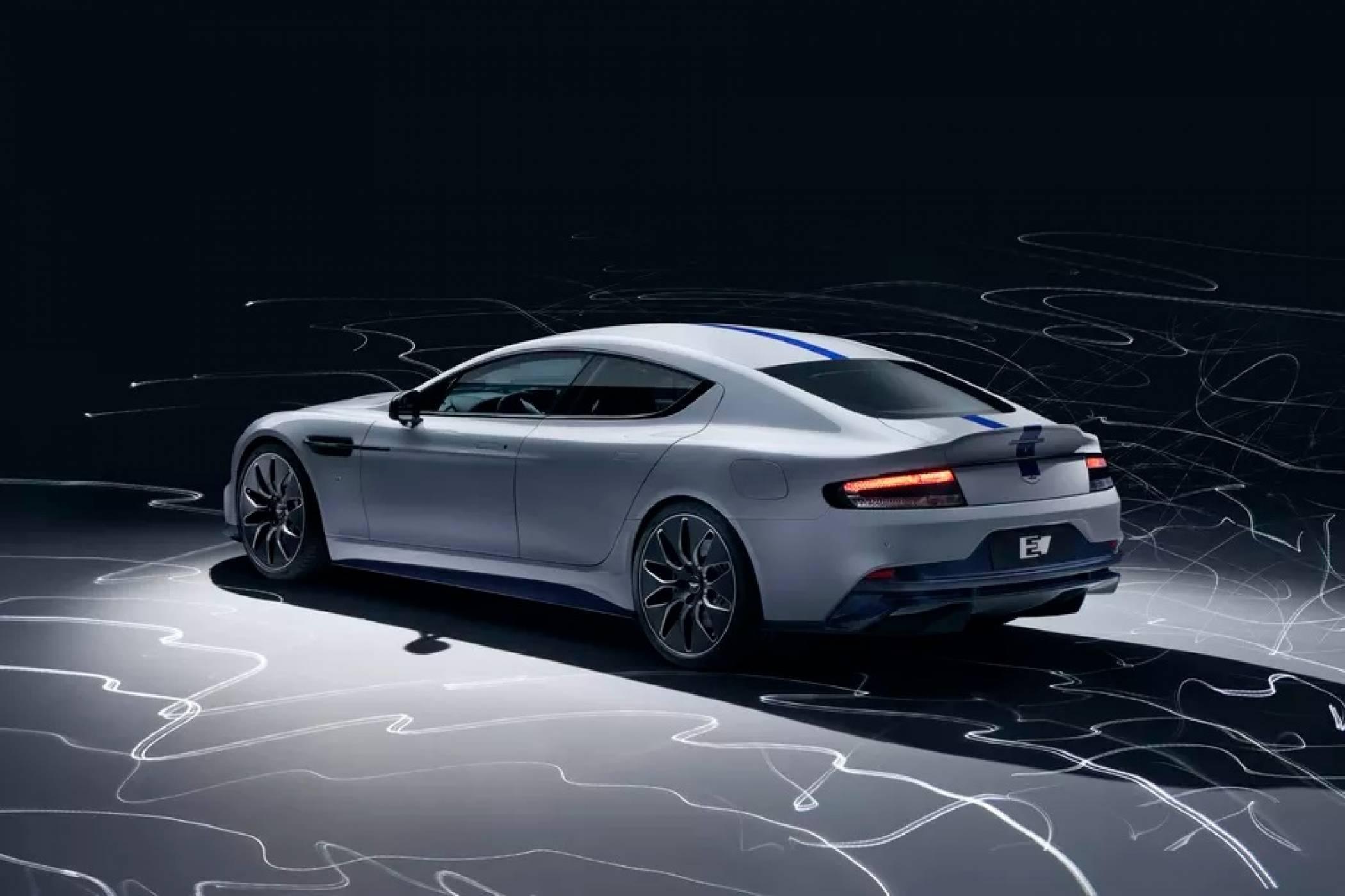 Първата е-кола на Aston Martin е опасно близо до преждевременна гибел