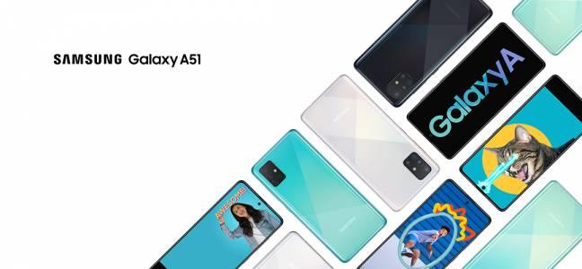 Samsung Galaxy A51 и четирите му камери вече са на нашия пазар
