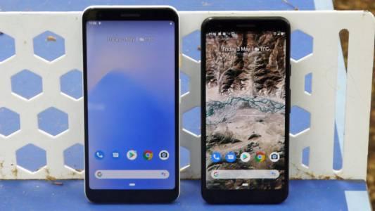 Скрит код ни води към Google Pixel 4a с 5G
