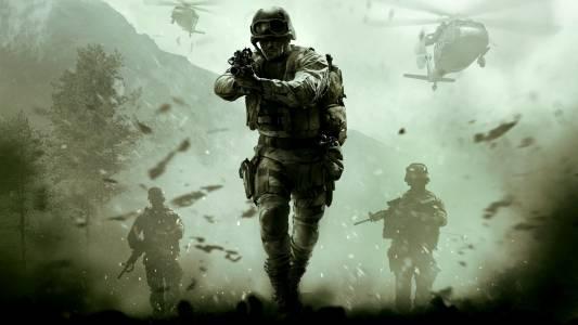 Call of Duty е повтарящото се име сред най-продаваните игри на десетилетието