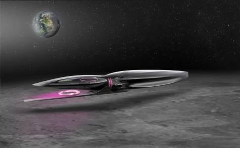 Ще караме ли един ден по Луната с тези машини на Lexus?