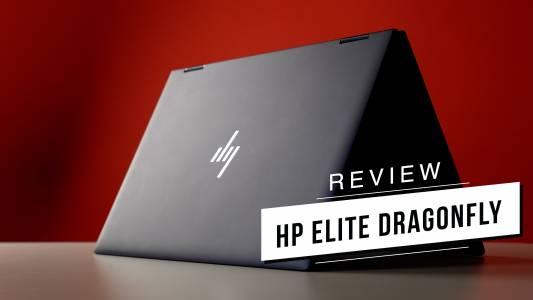 HP Elite Dragonfly: ултра портативно бижу (ВИДЕО РЕВЮ)