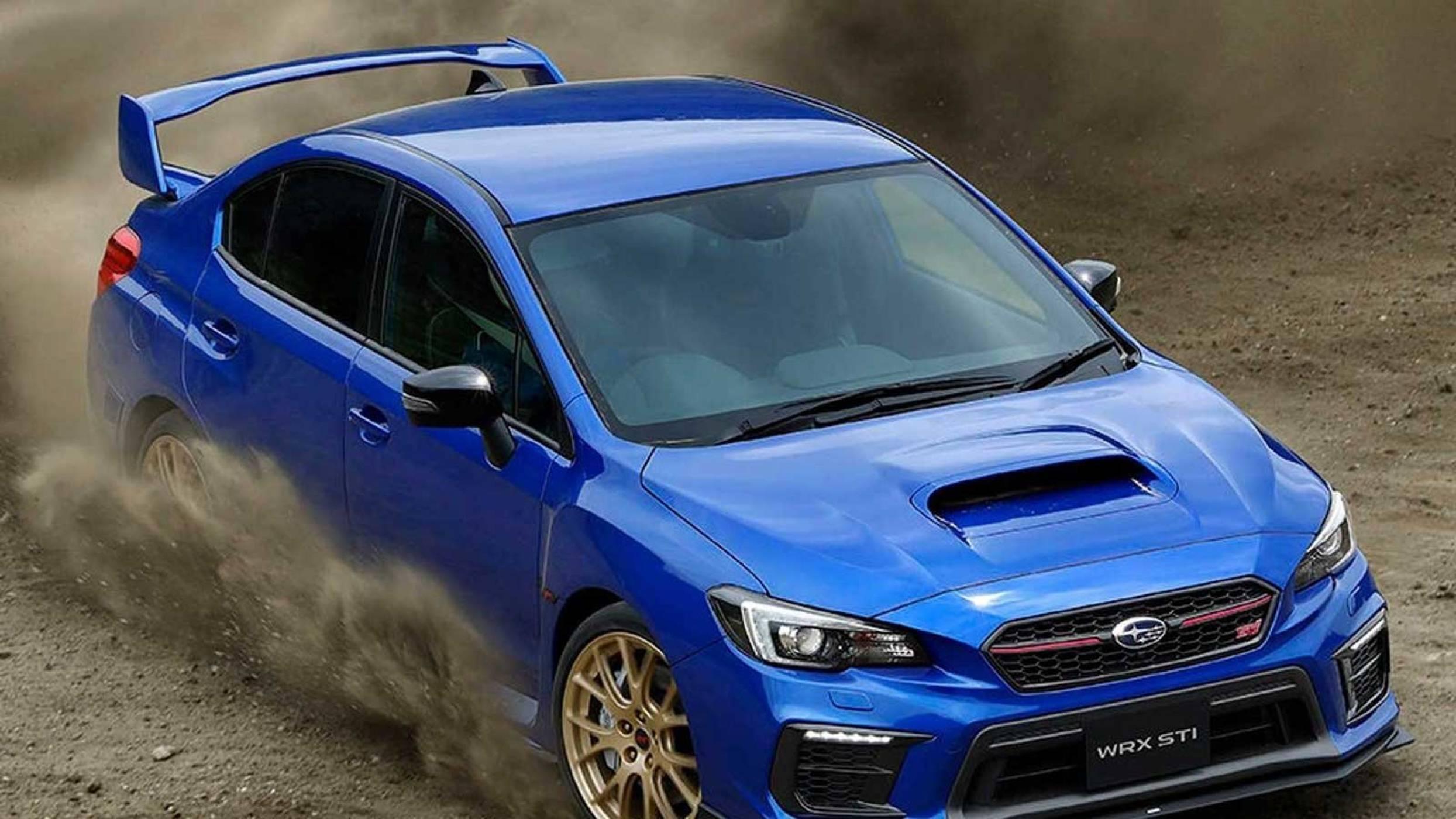 Subaru слага край на бензина до 15 години