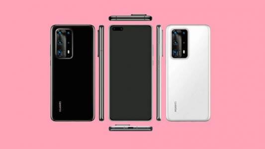 Hовият Huawei P40 Pro с пет камери и керамичен гръб (СНИМКИ)