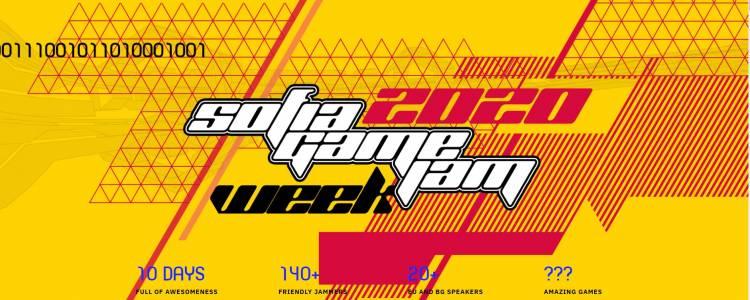 Геймингът подскача на SOFIA GAME JAM WEEK 2020