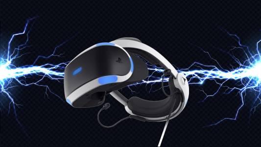 PS5 изглежда ще получи нов VR шлем