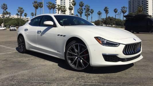 Първото хибридно Maserati ще бъде показано на 21 април