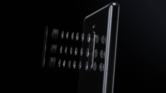 Новият флагман на Sony: първият в света с 5G и 4K OLED HDR дисплей