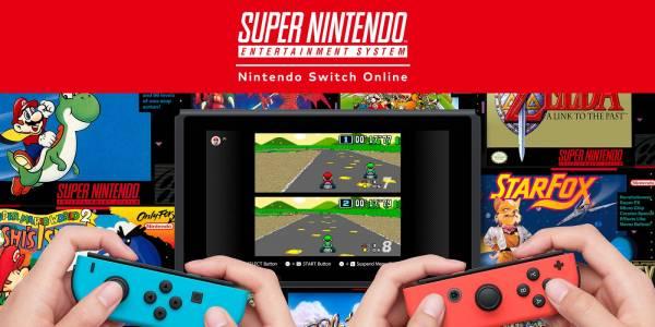 Switch задмина SNES, точи зъби за NES