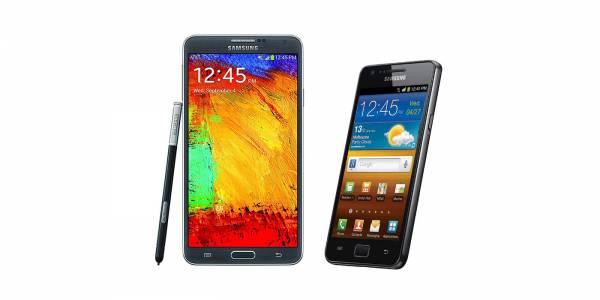 Новичък Android 10 за старите Galaxy S2 и Note 3 – къде е уловката?