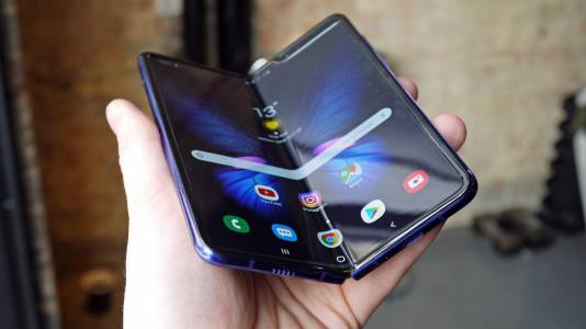 Samsung официално представи гъвкавия Galaxy Fold в България