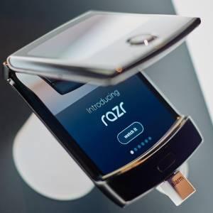 Какво може да правите с втория дисплей на Motorola Razr?