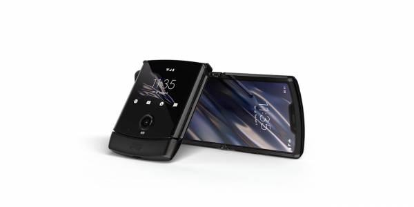 Motorola Razr: уникален, включително и като поправка (ВИДЕО)