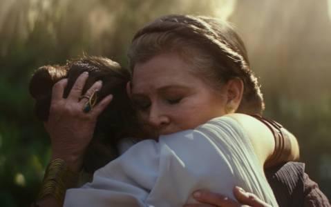Вижте как Кари Фишър оживява на екрана в The Rise of Skywalker (ВИДЕО)