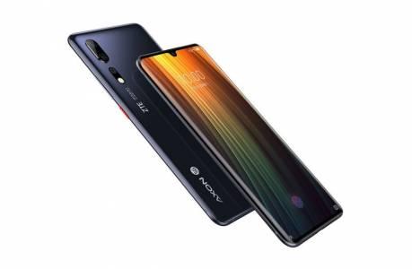 Новият ZTE Axon 10s Pro: първият смартфон с най-бързата RAМ памет?
