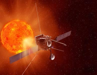 Solar Orbiter започна пътуването си към Слънцето