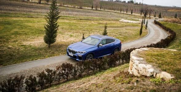 Новото BMW X6 – изборът на екстровертите