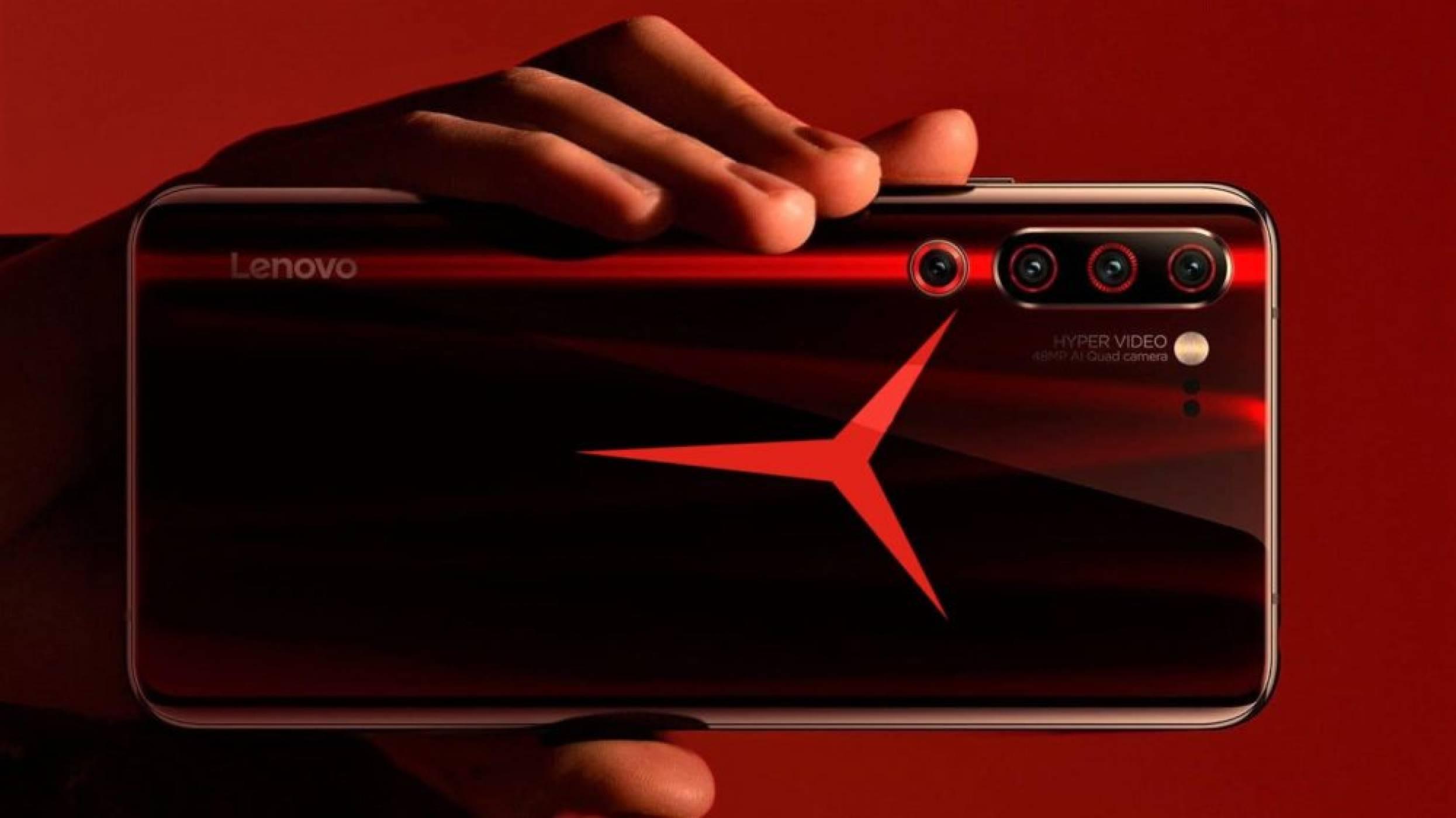 Мистериозният геймърски смартфон на Lenovo ще счупи AnTuTu