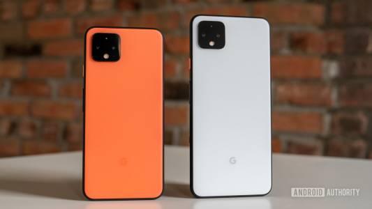 Това ли е прототипът на Google Pixel 5 XL?