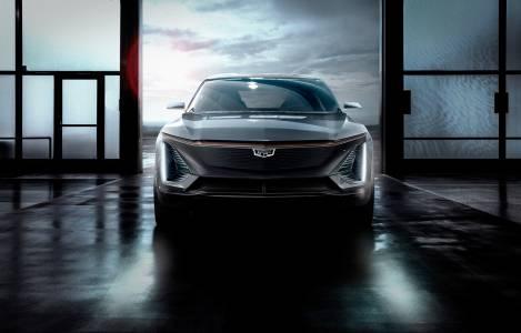 Cadillac ще разкрие първото си електрическо возило през април!