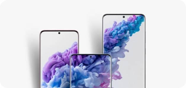 Samsung ще активира 120Hz при QHD+ резолюция за всички Galaxy S20 модели