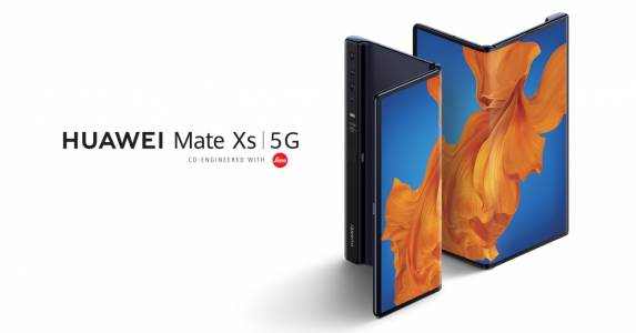 Официално: Huawei Mate Xs и Kirin 990 5G - зверска комбинация! (СНИМКИ)