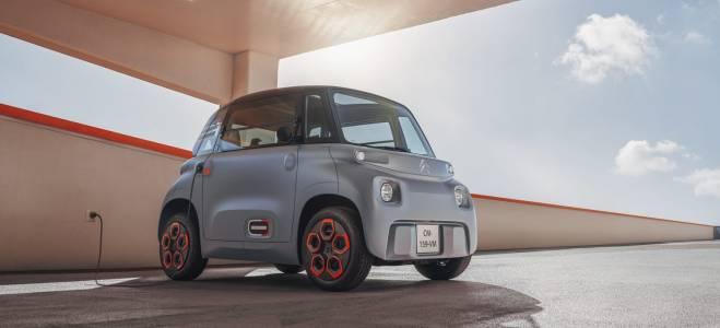 И хлапе може да кара новия е-мъник Citroën Ami