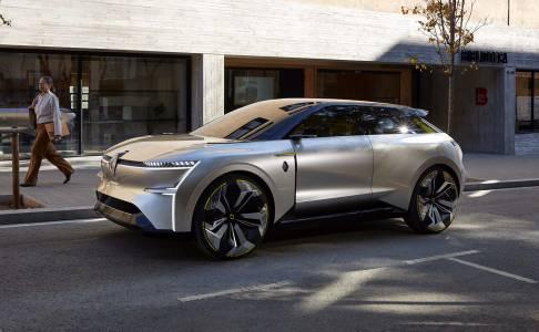 Тази е-концепция на Renault е като трансформър на извънградско