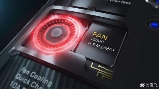nubia Red Magic 5G срина AnTuTu по пътя към мартенската си премиера