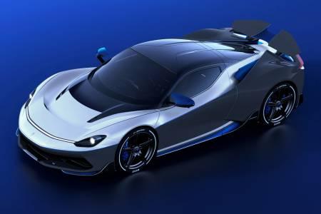 Pininfarina пуска супер ексклузивна версия на е-колата си за 3 млн. долара