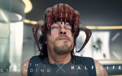 Death Stranding за РС на 2 юни с мистериозен Half-Life бонус