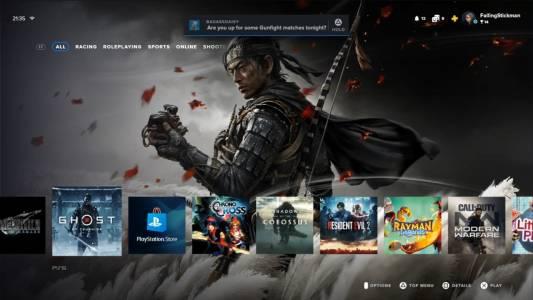 Този интерфейс за PlayStation 5 е смазващ. Желаем го! (ВИДЕО)