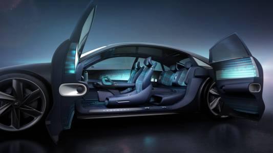 Новият Hyundai Prophecy ще се управлява с джойстици? (СНИМКИ)