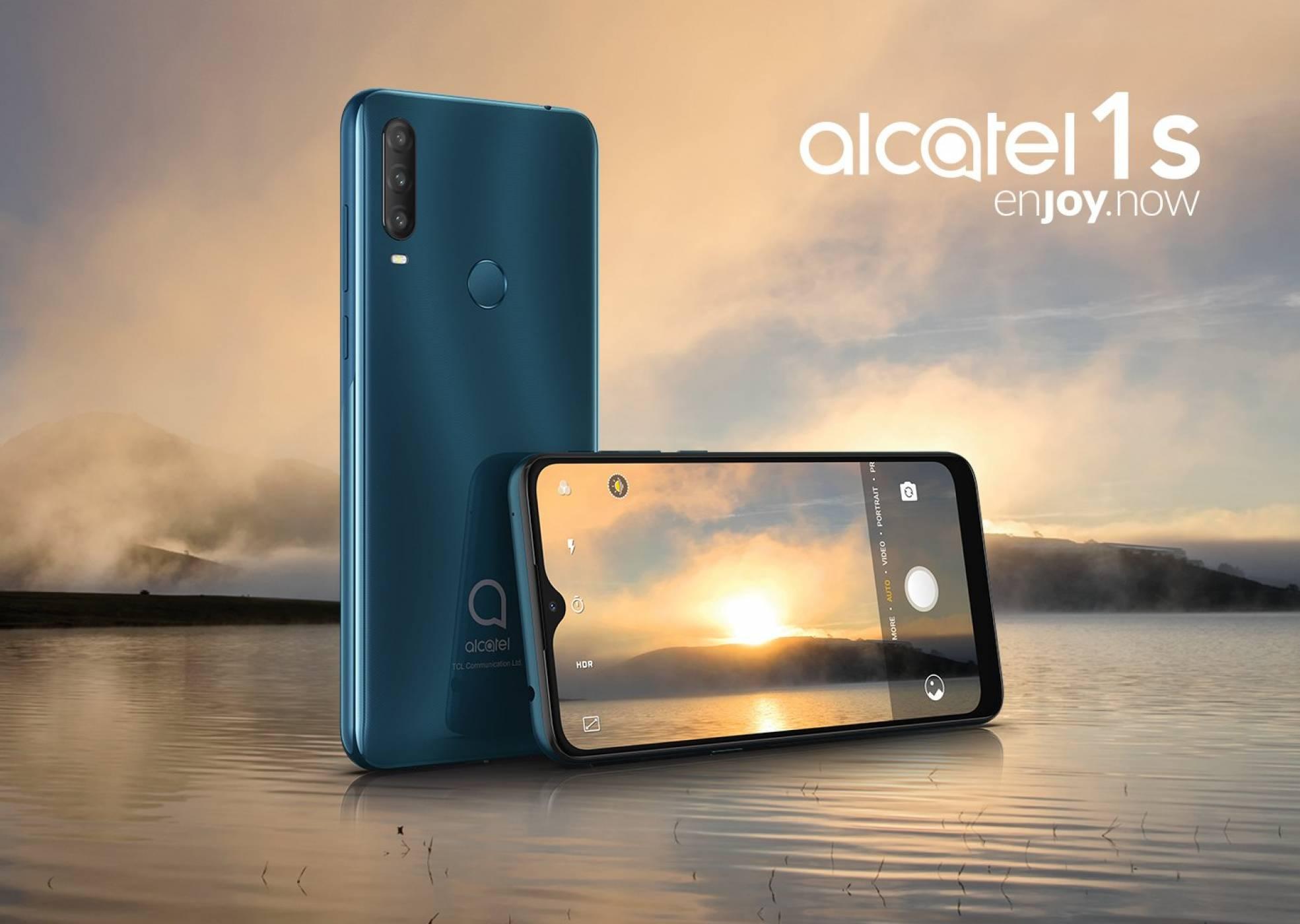Alcatel 1S (2020) – когато по-малко означава повече