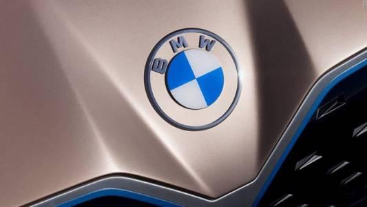 BMW сменя логото си! (СНИМКА)