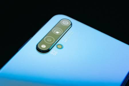 Huawei P40 Pro ще смайва с камери на Sony