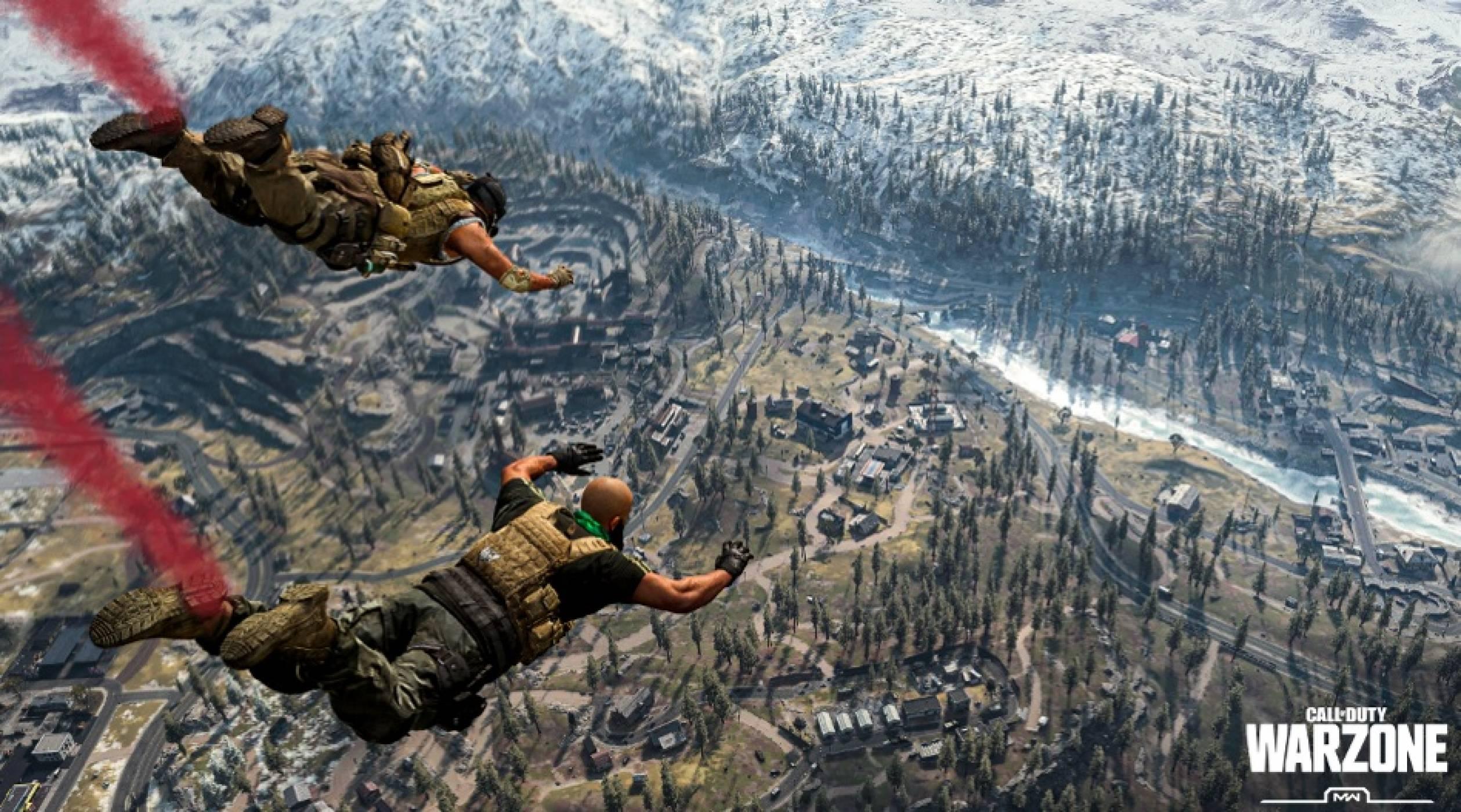 Милиони напълниха сървърите на Call of Duty: Warzone