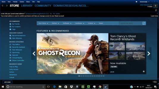 Steam продължава да постига уникални рекорди