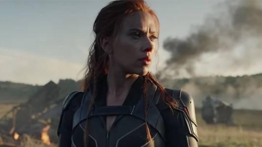 Супергероинята Black Widow се предаде на епидемията