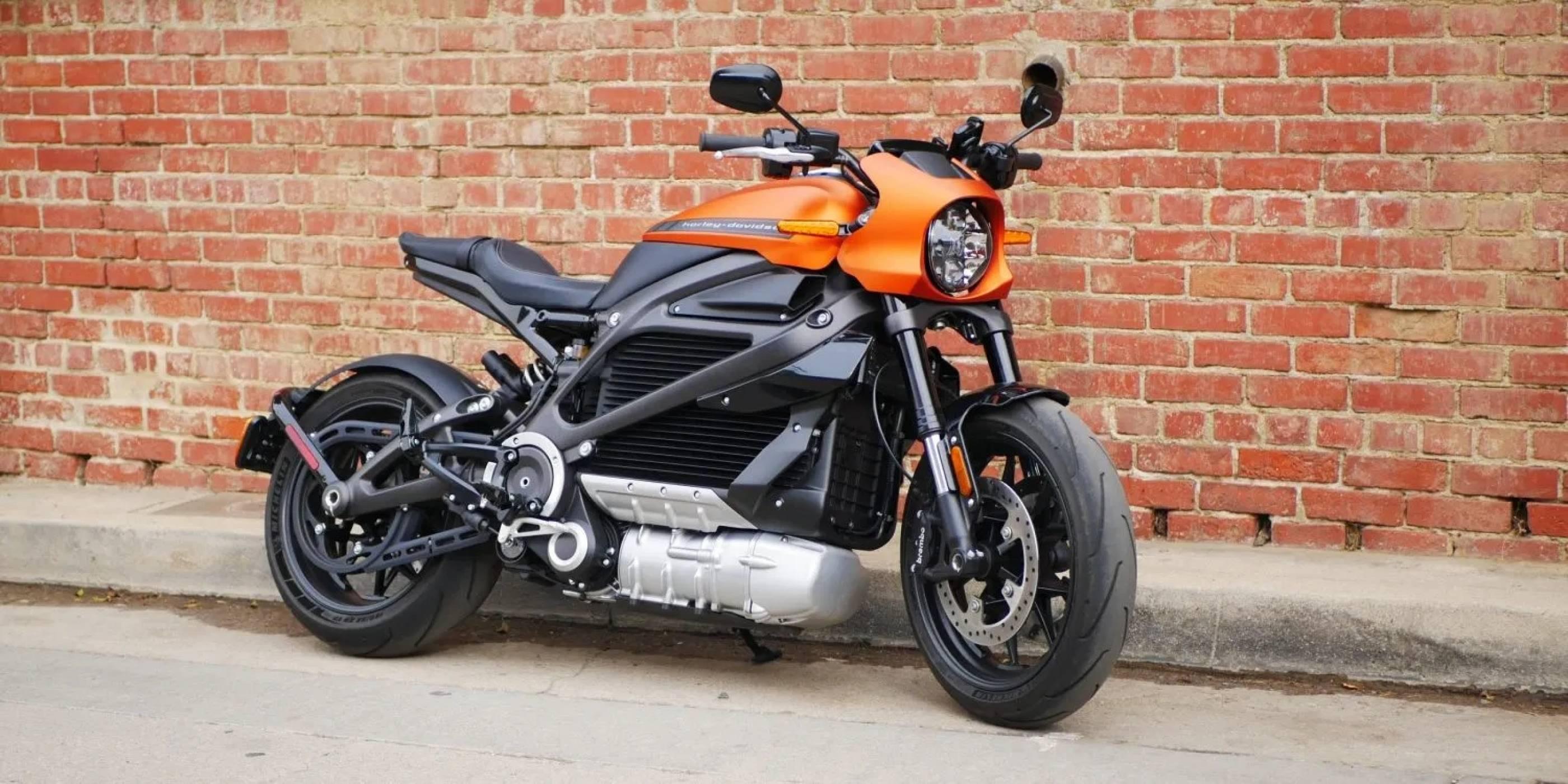 Harley-Davidson LiveWire счупи рекорда за най-дълъг пробег на е-мотор
