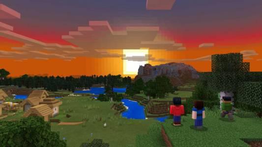 Полша направи Minecraft сървър за учениците у дома