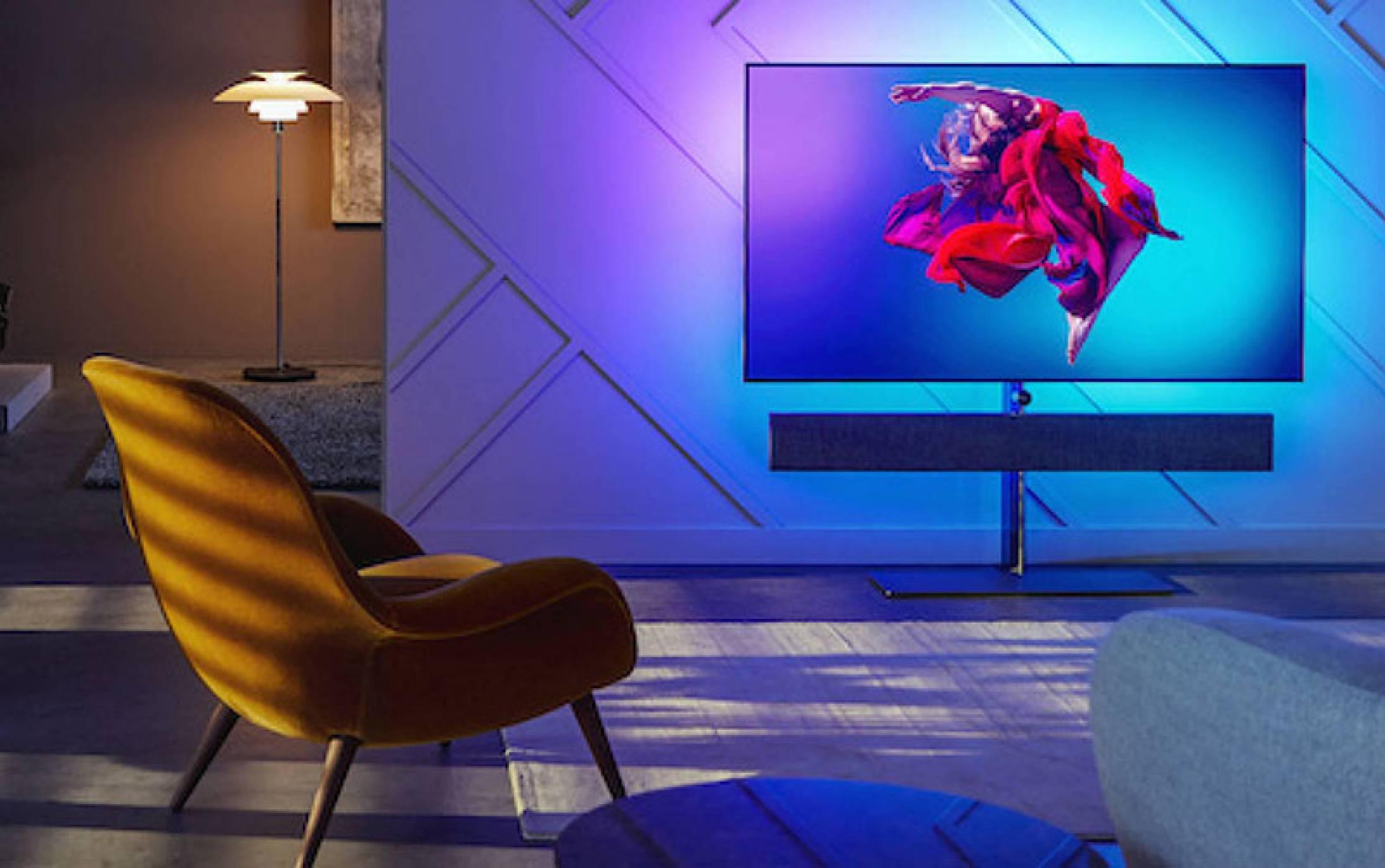 Приликите и разликите между 4-те актуални OLED телевизора от високия клас на Philips
